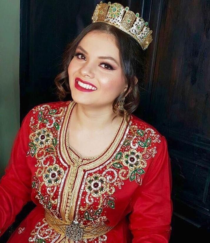 Caftan marocain 2020 pour mariée