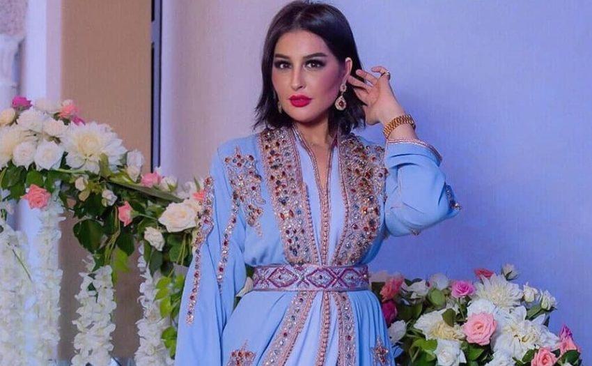Caftan marocain haute couture 2020