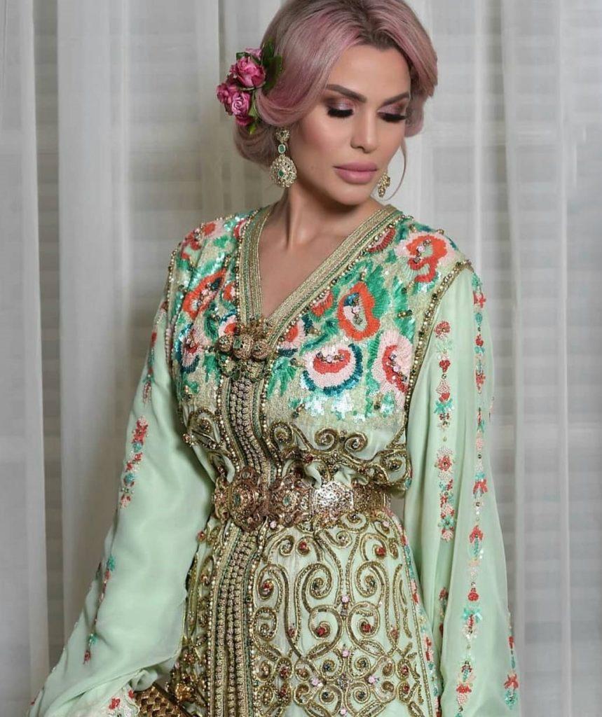 Takchita marocaine 2020 pas chère