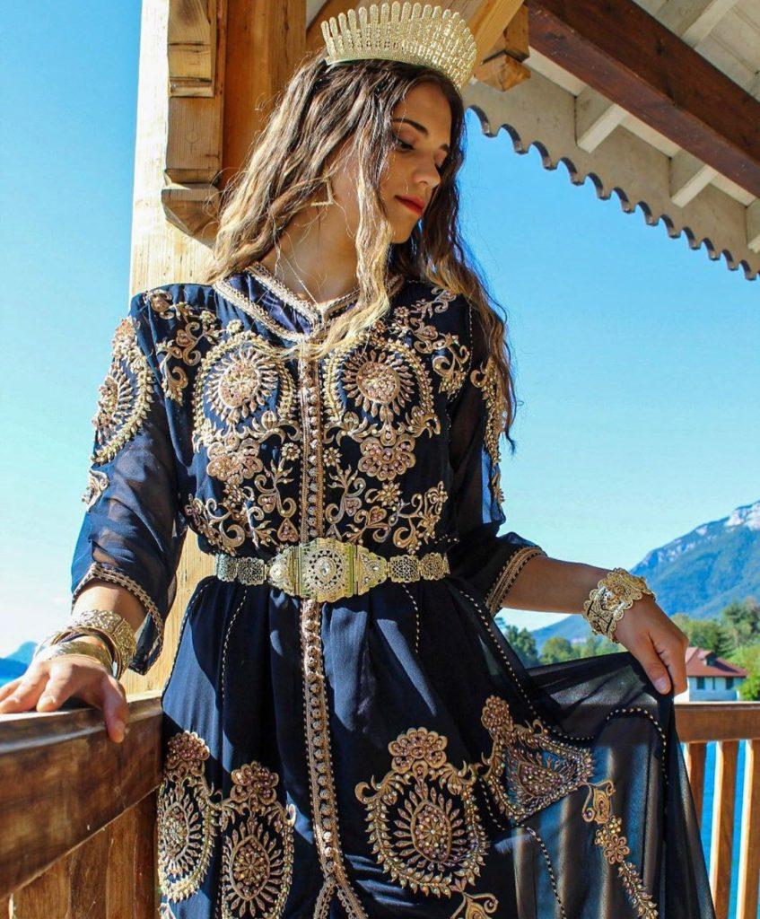 Takchita marocaine 2020 pour mariée
