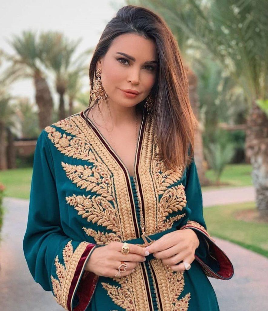 Grossiste caftan marocain pas cher