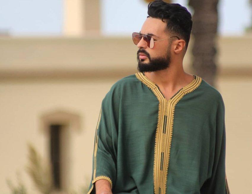 Gandoura marocaine homme 2020