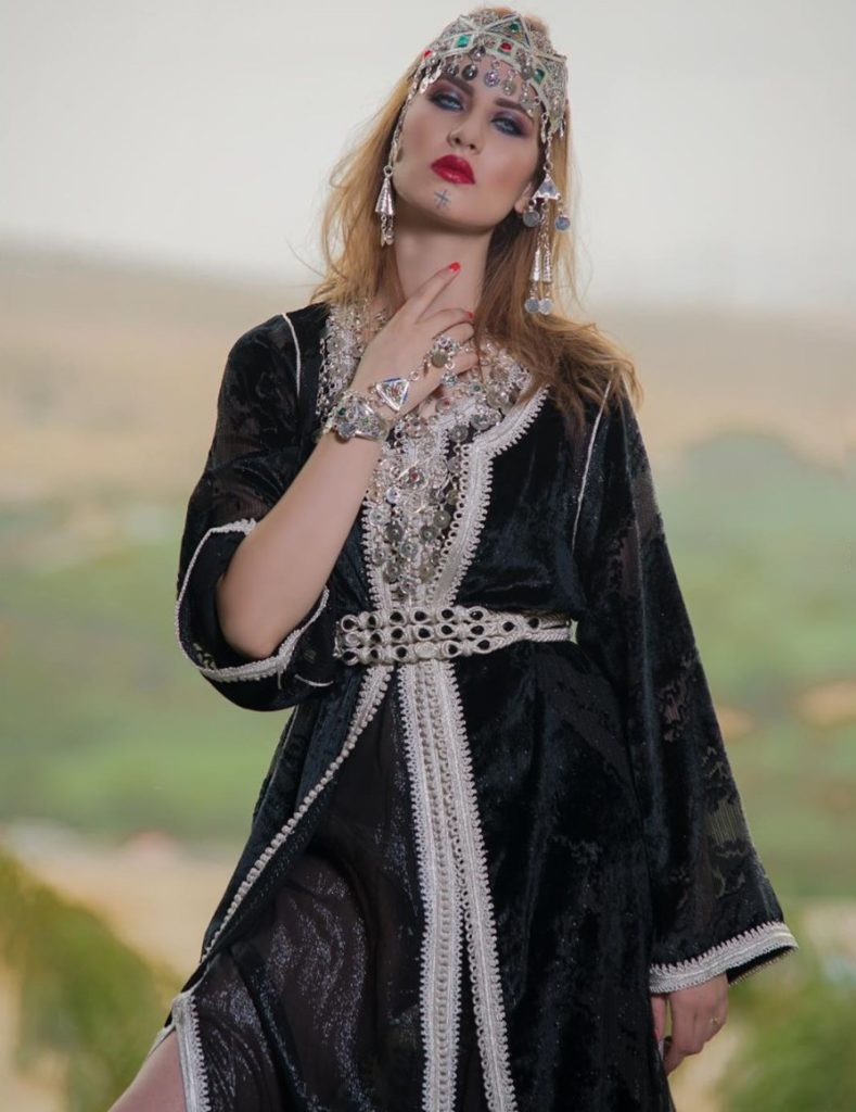 Caftan marocain tendance 2020