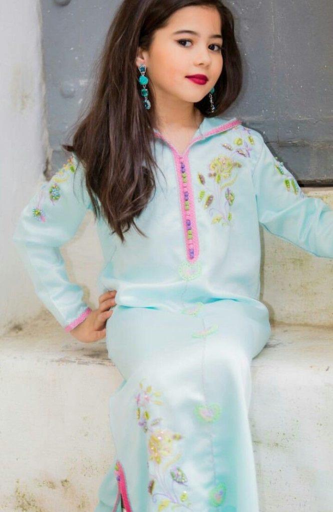 Djellaba enfant pas cher pour ramadan