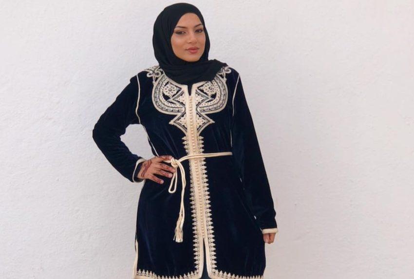 Jabador marocain pour femme
