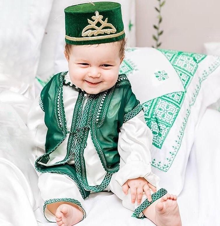 Jabador pour bébé garçon