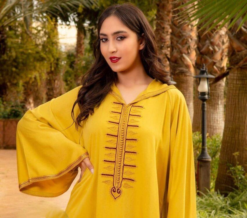 Vente djellaba marocaine 2021 pour femme