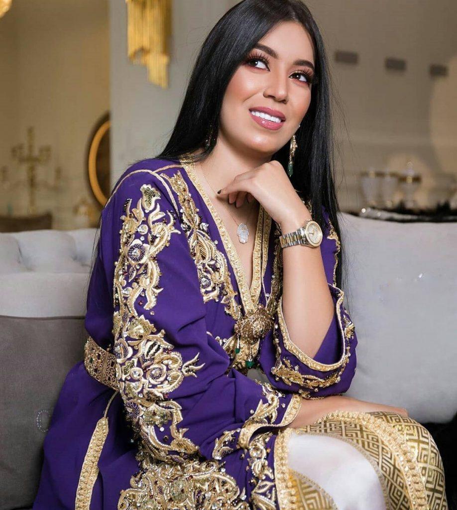 Robe caftan marocain 2021